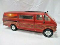 "Vintage 1970's Tonka Mighty Custom Van Skyline 3985 Pressed Steel 19"" GUC (SP)"