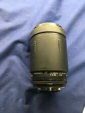 Tamron 70-300mm F4-5.6 AF 172DN Nikon AF-D Mount FX DSLR Camera Zoom Lens
