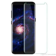 Full Cover Tempered Glass Screen Protector For Samsung Galaxy S9 [Case Friendly]