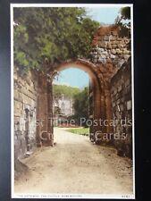 Shrewsbury: The Gateway, The Castle, Old PC Pub by R.M. & S. Ltd