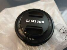 Samsung NX 1:3. 5-5.6 16-50mm Power Zoom ED OIS Obiettivo Lens