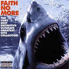 The Very Best Definitive Ultimate Greatest - Faith No More 2 CD Set Sealed New !