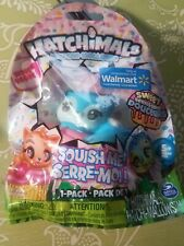 HATCHIMALS HATCHI-MALLOWS MACAROON HUMINGBEAR Wave 1 Walmart Exclusive!!!