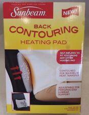 Sunbeam Back Contouring Heating Pad Model # 300-000