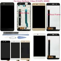 LCD Display Touch Screen Digitizer Assembly for Asus Zenfone 3 Max ZC520TL X008D