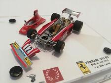 Ferrari 312 B3 GP DUTCH 1974 Niki Lauda - Tameo TMK355 1/43 - NO Bosica AMR BBR