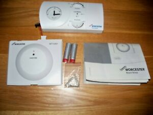 Worcester Bosch MT10RF/Mechanical RF Thermostat. (FREE POSTAGE)