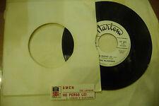 "THE BLACKMEN"" HO PERSO LEI-disco 45 giri HARLEM It 1969"" Beat Ed JB con STICK"