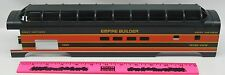 "Lionel shell ~ 1395 Great Northern ""Empire Builder"" River View passenger car"