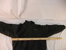 Mens CABELAS Black/Gray Three Season Light Weight MED-REG Jacket 60271