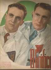 El Grafico Magazine Americo C Orsi Miguel Beltrame On Cover 1939