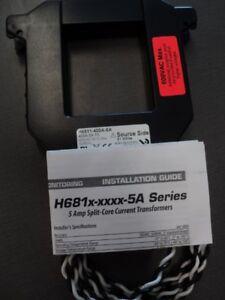 Veris H6811-400A-5A Split Core Current Transformer