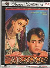 Arzoo - dilip Kumar  [Dvd] 1st Edition   Samrat 4  Released