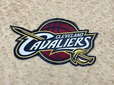 """Cleveland Cavaliers Big Embroidered Patch 11.4""""x 6.6"""""""