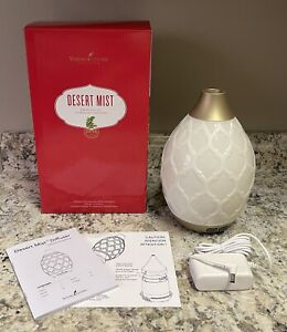 Young Living Essential Oils Dessert Mist Electric Diffuser  NEW IN BOX