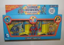 Super Powers Micro Figures SDCC Convention Exclusive 3 pack Superman Batman NEW