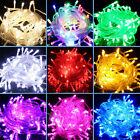 80/100/200LED Christmas Xmas Tree Fairy String Light Outdoor Indoor With AU Plug