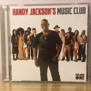 Randy Jackson's Music Club CD