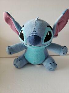 "Disney ""Stitch"" 8 inch  Plush Toy Just Play Inc."