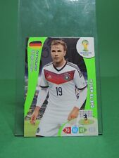 Panini #113 Mario Götze One To Watch Fifa World Cup Brasil 2014 Adrenalyn XL