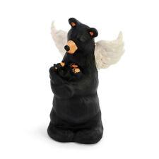 Bearfoots new Little Angel Bear Jeff Fleming Big Sky Carvers Love baby cub