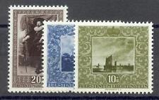 LIECHTENSTEIN 1951 301-303 ** POSTFRISCH TADELOSER SATZ 48€(49420