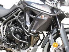 Defensa protector de motor Heed TRIUMPH TIGER 800 / XC / XR (15-18) superiores