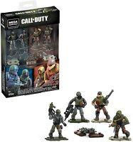 Mega Construx - Call of Duty Special Ops vs Jungle Mercenaries Battle