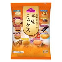 Japanese Cake Assort, 10 kinds, Dorayaki, Sweet Potato Manju, Youkan, Monaka