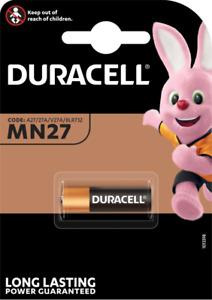 DURACELL MN27 Pile Alcaline 12V - Blister Lot de 1 piles