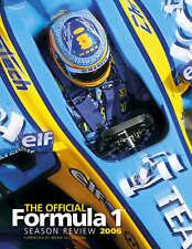 The Official Formula 1 Season Review 2006,  | Hardcover Book | Good | 9781844253