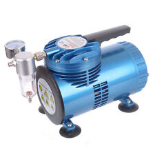 Membran Ölfrei Tragbarer Luftkompressor für Mini-Spritzpistole Airbrush