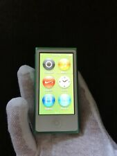 Apple iPod Nano A1446 Green 16GB 7th Generation 2 lines On Screen See Photo