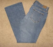 """Old Navy Boot-Cut Stretch Jeans Just Below Waist Size 10 12  31"""" x 29"""""""