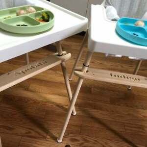 Antilop High chair Foot rest - Ready to ship! Adjustable Footrest