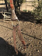 Breast Collar Horse Equine Tack Horses Equestrian Western Leather Great Conditio