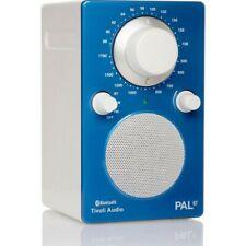 Tivoli PAL BT Portable Audio Laboratory Tabletop Radio - Gloss Blue / White