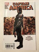 Captain America 11, Marvel 2005, Winter Soldier, Falcon