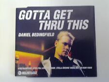 Daniel Bedingfield Gotta Get Thru This CD Single
