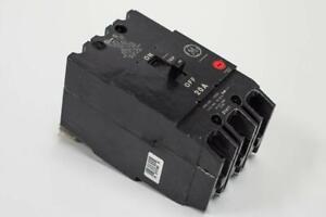 GE TEY350 Bolt-On Mount Type TEY Molded Case Circuit Breaker 3-Pole 50 Amp 480/2