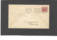 #629 2c WHITE PLAINS FDC-WHITE PLAINS,NY OCT 28-1926