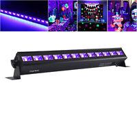 36W LED UV BAR LED Schwarzlicht Leiste Bühnenlicht Deko Effekt Licht DJ party