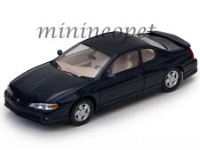 SUN STAR 1986 2000 CHEVROLET MONTE CARLO SS 1/18 DIECAST MODEL CAR NAVY BLUE