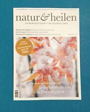 Natur&Heilen Die Monatszeitschrift für Gesundes Leben Feb/2/18 ungel 1A abs.TOP