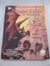 DRAGON LORDS OF MELNIBONE ~ d20 RPG 2001 Chaosium ~ Michael Moorcock ~ Elric