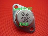 50PCS 2N6284 Audio AMP Power Transistor TO-3 100V