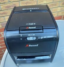 More details for rexel autoplus 60x 60 sheet auto-feed home office cross cut shredder
