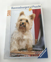 Ravensburger 500 Piece Jigsaw Puzzle. Cute Dog.