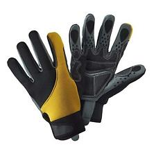 Mens Gardening Gloves Advanced Grip Protect Pads Strong Durable Material Large