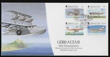 Gibraltar 2006 FDC 75th Anniversary Of The Gibraltar Airmail Service